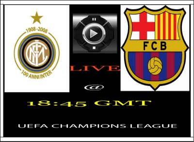 Inter Milan vs Barcelona