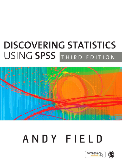 Unduh Buku Andy Field Discovering Statistics Using Spss Third Edition 2009 Kennis Is Macht